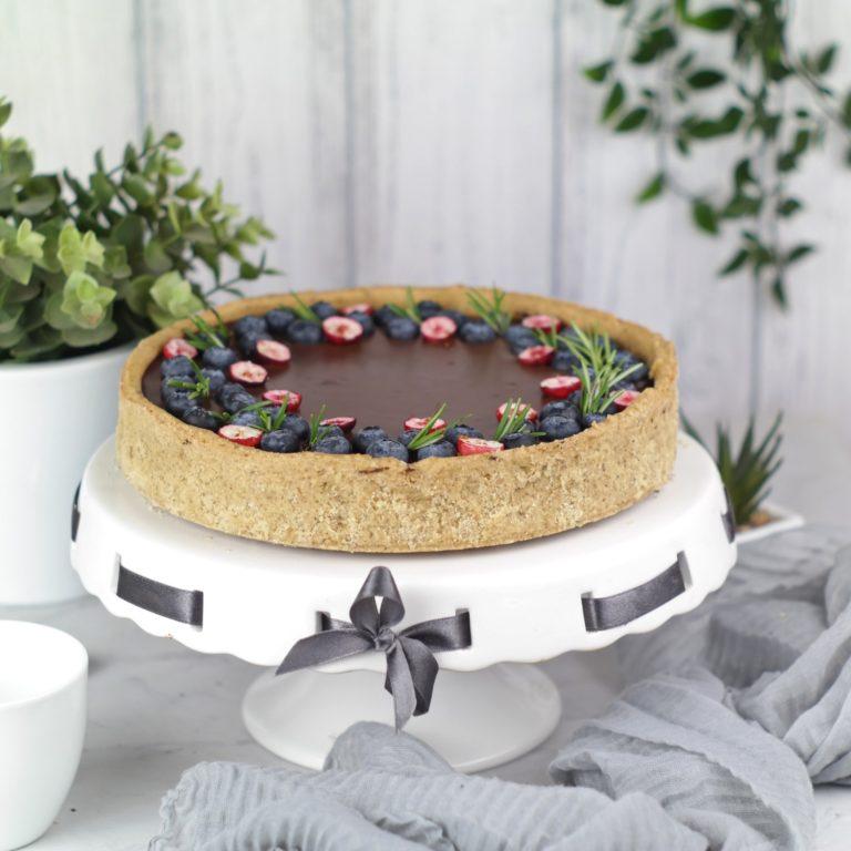 (tarta czekoladowa 2) - zdjęcie całości