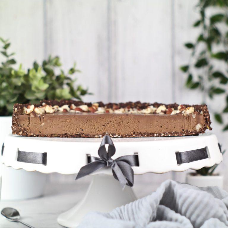 (tarta ferrero 1) - zdjęcie przekroju